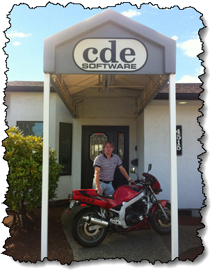 Patrick Lajko - President and founder of CDE Software